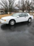 slowb1rd's 1991 Mercury Cougar